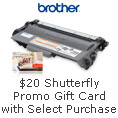 $20 Shutterfly Promo Gift Card with Select Purchase