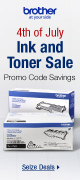 4th of July Ink and Toner Sale