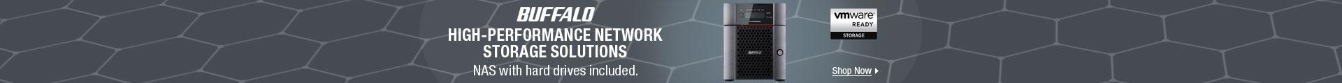 High-performance network storage solution