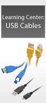 Learning Center:USB Cables