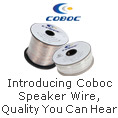 Introducing Coboc Speaker Wire, Quality You Can Hear
