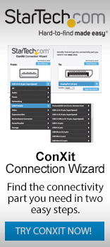 ConXit,Find the Connectivity Part You Need