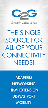 THE SINGLE SOURCE FOR ALL OF YOUR CONNECTIVTY NEEDS
