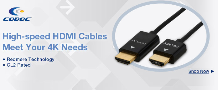 High-speed HDMI Cables