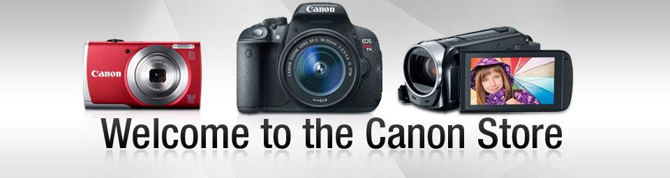 Canon Brand Store