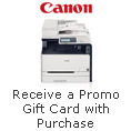 Receive a Promo Gift Card with Purchase