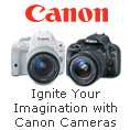 Ignite Your Imagination With Canon Cameras