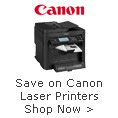 Save on Canon Laser Printers