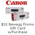 $10 Newegg prom gift card w/ purchase