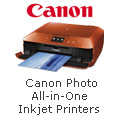 Canon photo all-in-one inkjet printers
