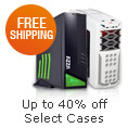 Up to 40% off select cases