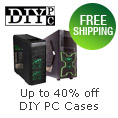 Up to 40% off DIY PC Cases