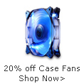 20% off Select Case Fans