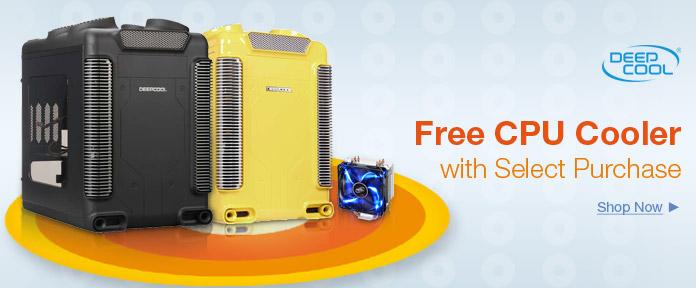 Free CPU Cooler