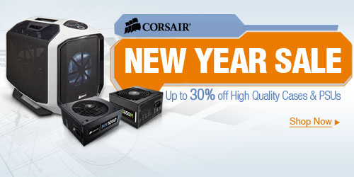 Corsair New Year Sale