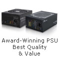 Award-Winning PSU Best Quality & Value