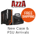 New case & PSU arrivals