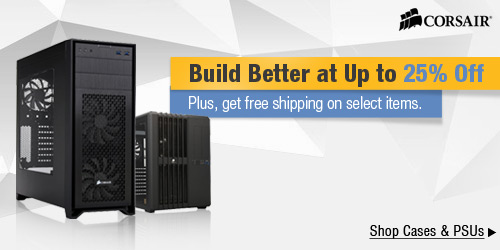 Build Better at Up to 25% Off