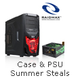 Case & PSU Summer Steals