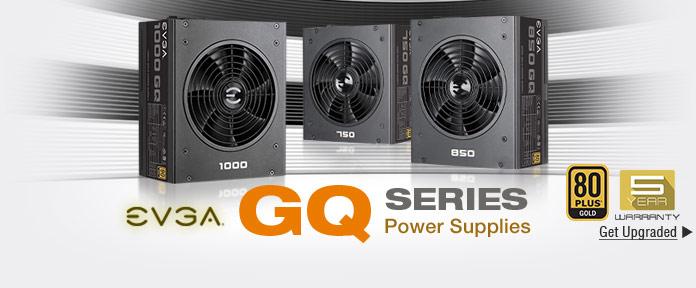 GQ Series Power Supplies
