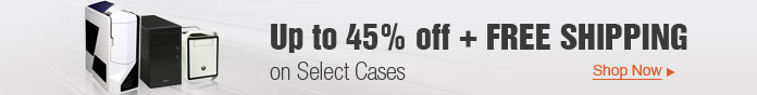 Up to 45% off Select Cases