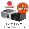 Save BIG on Coolmax PSUs
