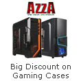 Big discount on gaming cases