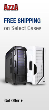 AZZA: free shipping on select cases