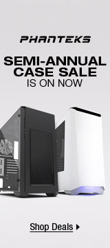Phanteks Case Sale
