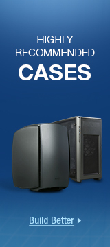 Highly recommended cases