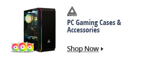 PC gaming cases & Accessories