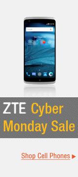 ZTE Cyber Monday Sale