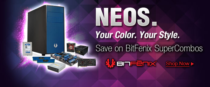 NEOS. Your Color. Your Style