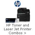 HP toner and laser Jet printer