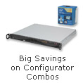 Big Savings on Configurator Combos