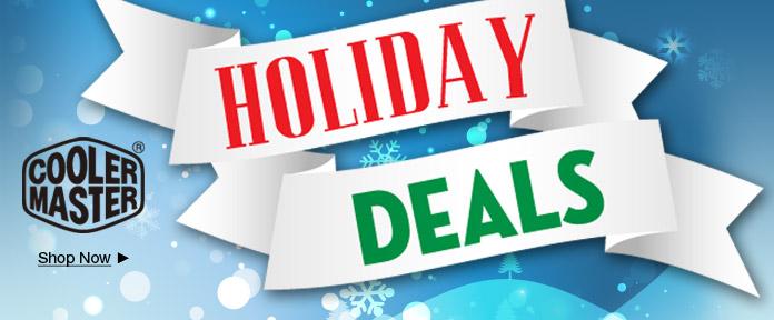 Cooler Master Holiday Deals