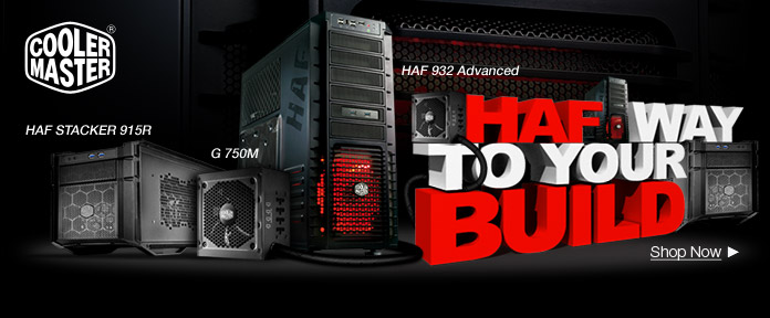 HAF Way to Your Build