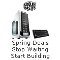 Spring Deals Stop Waiting Start Building
