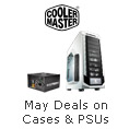 May Deals on Cases & PSUs