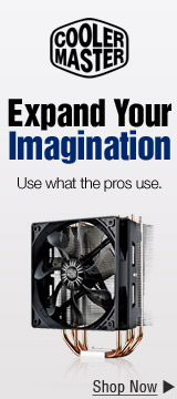 Coolermaster - Expand your imagination