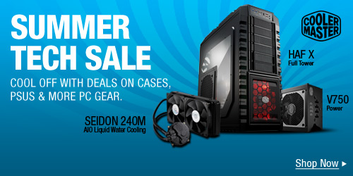 Summer Tech Sale