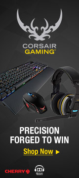 Corsair Gaming - Precision Forged To Win