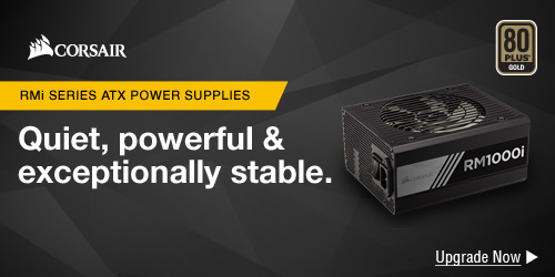 Corsair RMI Series ATX Power Supplies