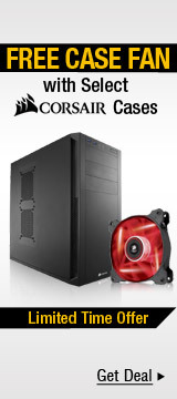 Free case Fan with select cases