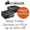 Black Friday Savings on PSUs, Up to 40% off