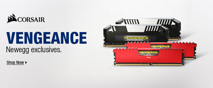 Vengeance Newegg exclusives