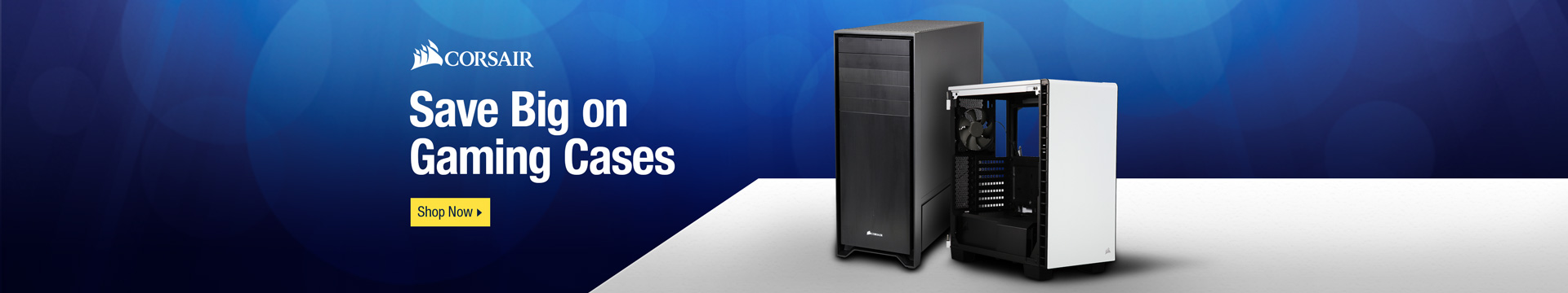 Save Big on Gaming Cases