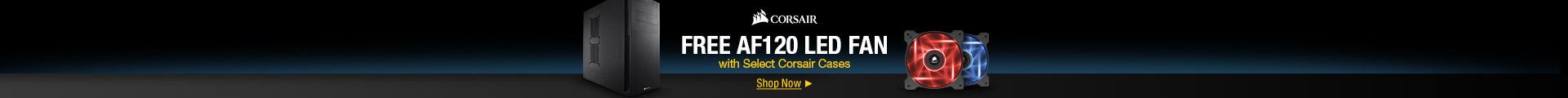 FREE AF120 LED FAN
