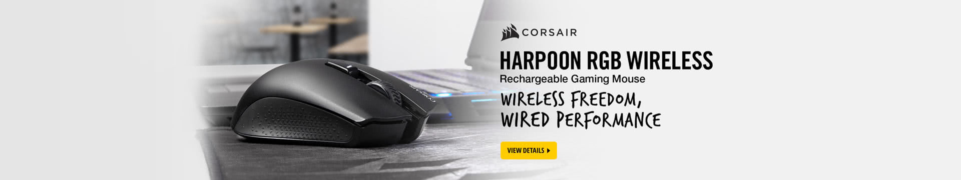 Harpoon RGB Wireless