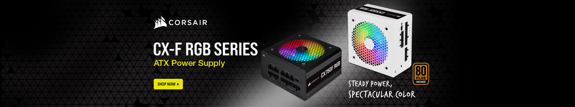 CX-F RGB Series